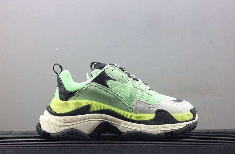 790d257460cd Grade A Sale Triple S Sneakers Multi Material Sports Shoes Style Oversized  Casual Shoes Special Fashion Luxury Designer Dad Sneaker Mens Casual Shoes  ...