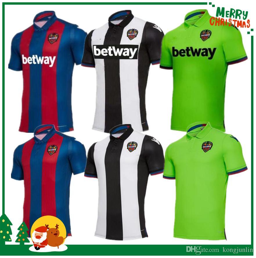 Camiseta 2018 2019 Levante Camiseta 18 19 Casa De Fútbol Por Kongjunlin 391d2f2bf2b4f