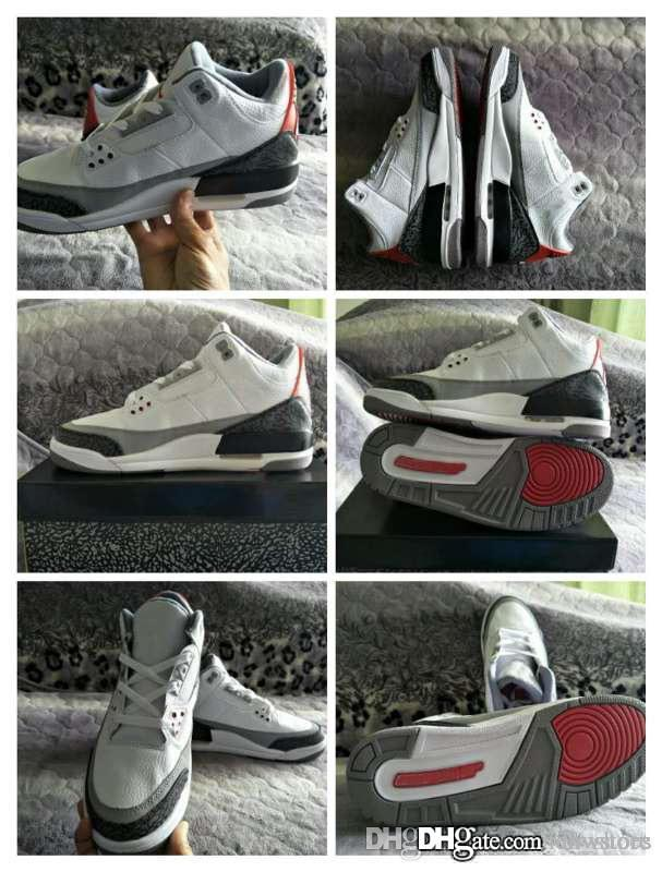 size 40 04987 89290 New Arrival Luxury Casual Shoes Tinker Hatfield JTH NRG Justin Timberlake  3s Sneakers Men Sports Shoe 3 Sneakers Size US 8-13