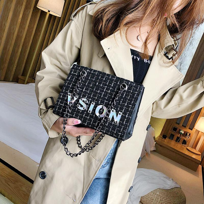 Designer-Free Shipping Candy Ladies Letters Square bags Purse Shoulder Small Single Strap bags Cross body purse For Shopping Xinyuan / /9