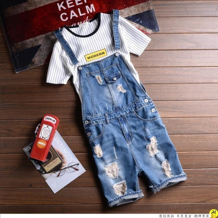 Clothing, Shoes & Accessories Boys Vintage Summer Suspender Jumpsuit
