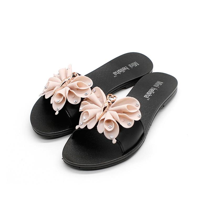 9650639abc4 Mini Helisha Summer Beach PCU Shoes Butterfly Slipper Mens Slippers Boots  For Women From Fivestage
