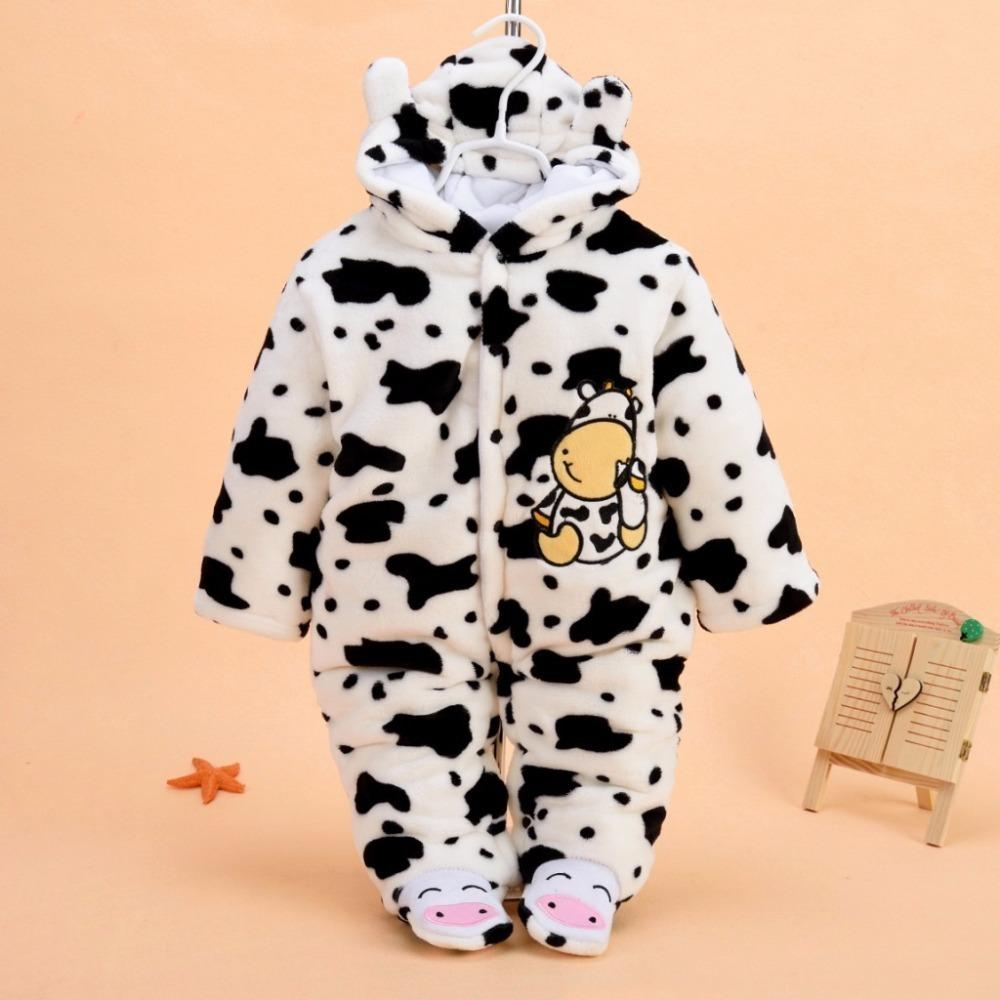 062e295bd756 Good Quality Newborn Baby Romper Autumn Winter Boys Girls Jumpsuit Baby  Girl Animal Rompers Baby Warm Romper Infant Pajamas Online with   57.79 Piece on ...