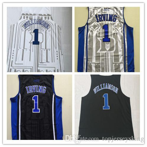 seckillbrand duke 31 Shane Battier basketball jerseys 1 iving 1 zion  williamson 1 duke basketball jerseys free shipping 31 Shane Battier
