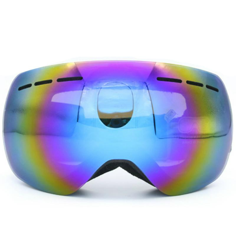 c807ad08af2f 2019 Outdoor Men Ski Goggles Double Layers UV 400 Anti Fog Big Ski Mask  Glasses Women Skiing Snow Snowboarding Goggles Skiing Eyewear From  Ekuanfeng