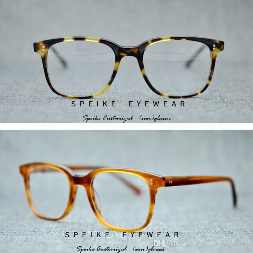 f88a50f6582 SPEIKE Customized High Quality Eyewear Glasses OL5031S Shield Style ...