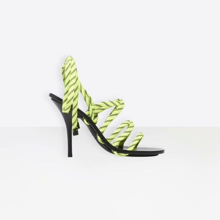 2fc2dda7fa1 Spring/summer 2019 women high and thin heels Strappy sandals for women  Trendy fashion sandals