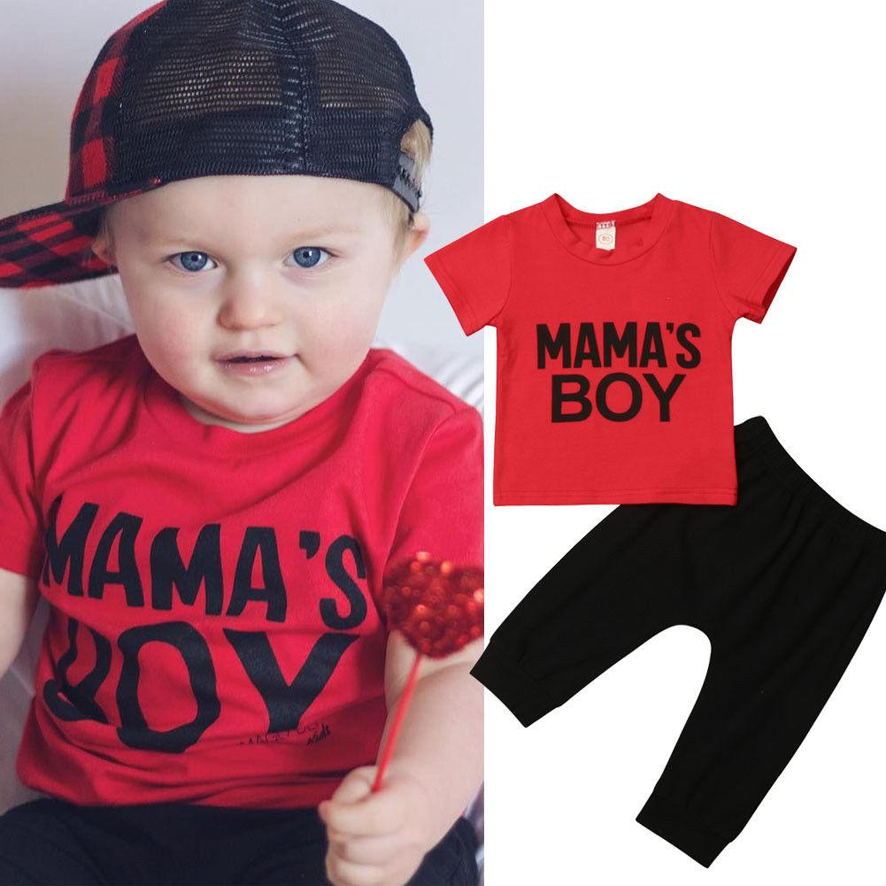 2d8344073 2019 Pudcoco Brand New Newborn Toddler Kids Baby Boy T Shirt Tops+Long Pants  Outfits Clothes Set From Vingner, $42.73 | DHgate.Com