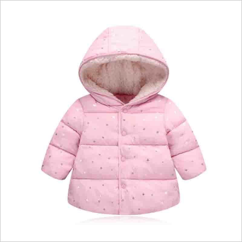 be02d50379c3 Good Quality 2019 New Winter Boys Girl Clothes Kids Warm Outerwear ...