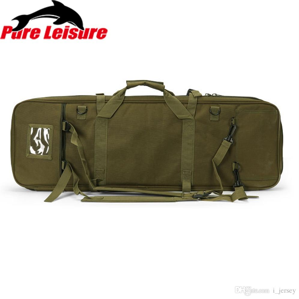 a2b3014094 2019 Outdoor Fishing Bags Multifunctional Waterproof Fishing Tackle Bag Rod  Bags Waist Pack Messenger Pole Package  234358 From I jersey
