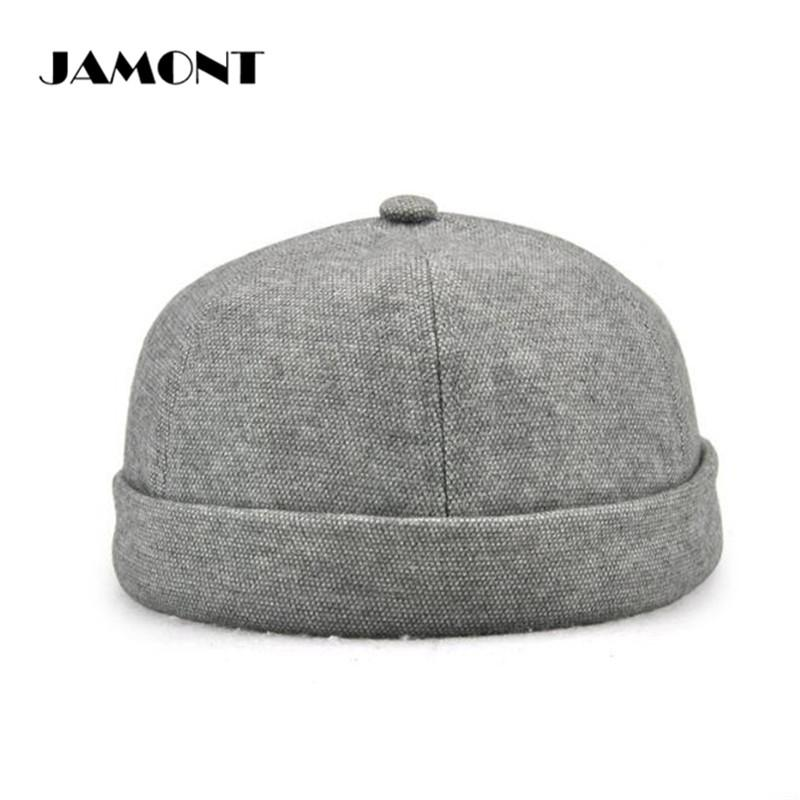 2019 JAMONT Spring Retro Golf Caps Outdoor Sports Cotton Hat No Brim  Walking Hat Unisex For Man Women From Bluelike 0d6896367c7