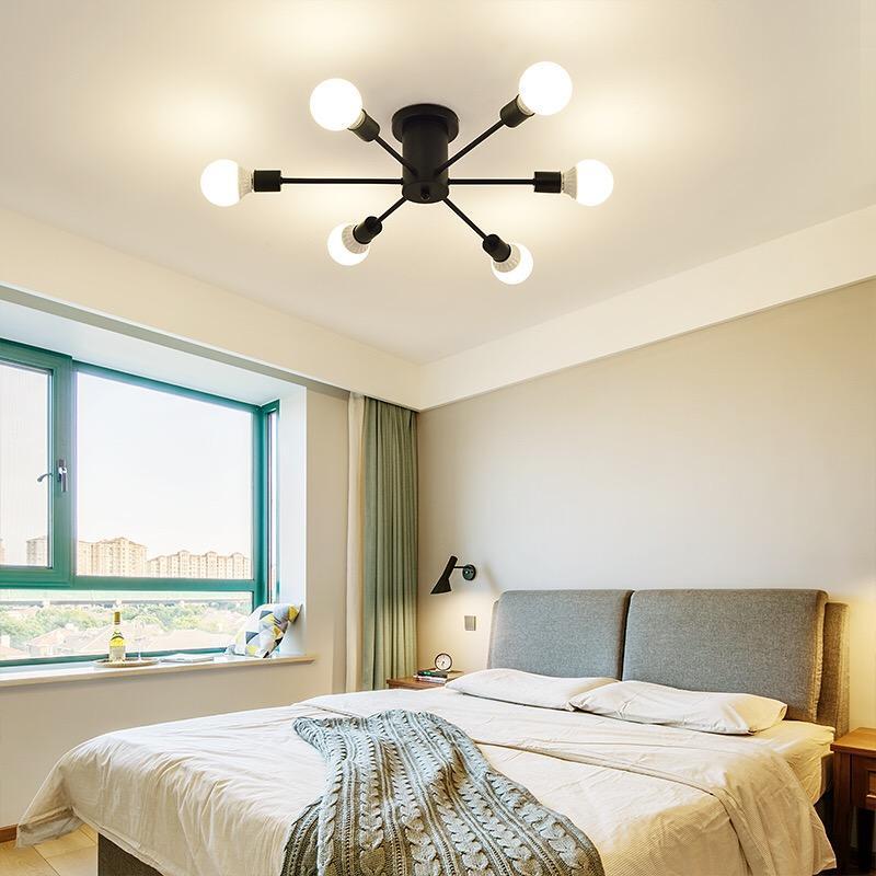 Modern Simple Led Ceiling Lights Nordic Living Room Light Restaurant