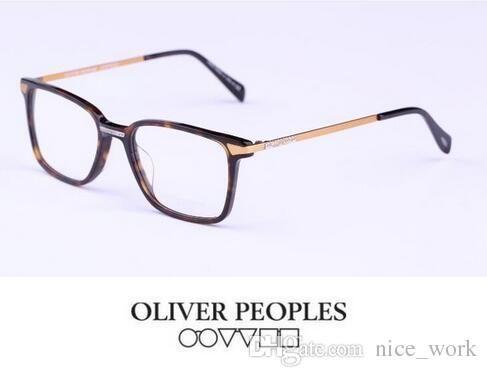 81ba50ebf6 Compre Gafas De Marca: Montura De Gafas Ópticas Vintage Oliver Peoples  OV5294, Espejuelos, Lentes Para Mujeres Y Hombres, Monturas Para Gafas A  $52.8 Del ...