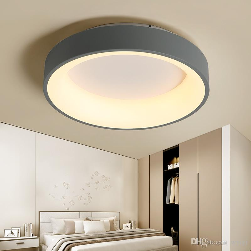 Nordic Simple Creative Living Room Ceiling Lamp Modern Remote Control Bedroom Ceiling Lights Warm Romantic Led Light Fixtures Back To Search Resultslights & Lighting Ceiling Lights