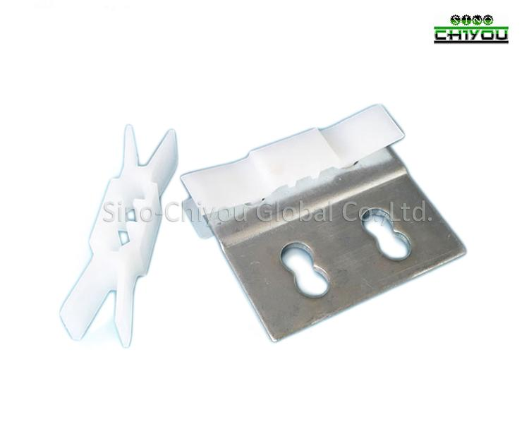 10 pieces! Schindler Elevator parts door slider model:QKS9 /best price !