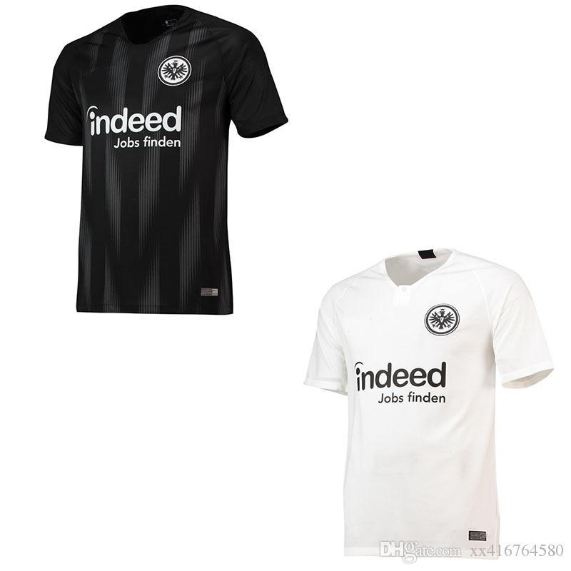 Nuevas Camisetas 2018 2019 Eintracht Frankfurt Fútbol 18 19 Hogar Lejos  Camisetas Deportivas De Fútbol Por Xx416764580 36b7aa1a8354e