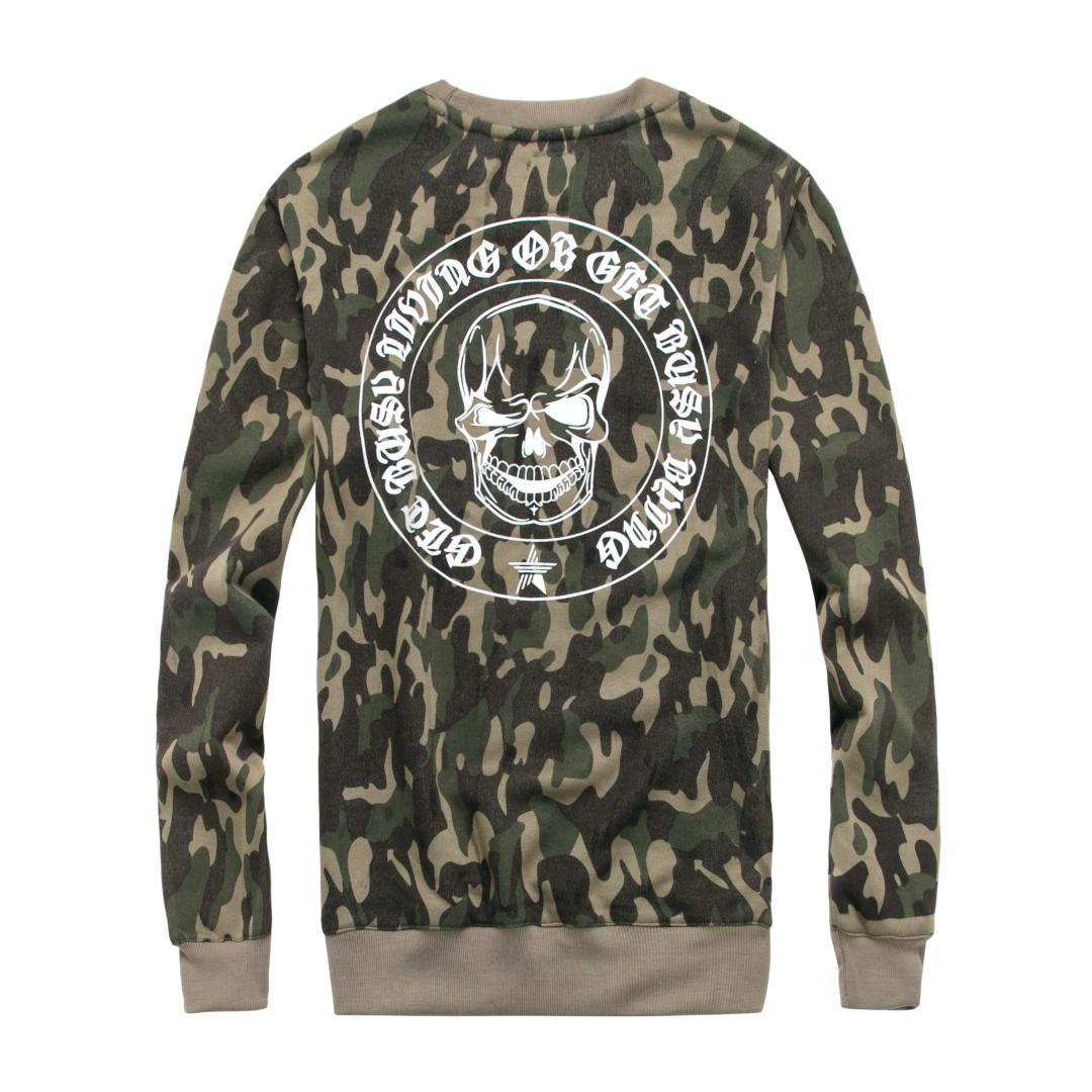 8065282c1c94e 2019 2019 Camouflage Sweatshirt Men Hip Hop Autumn Spring Mens Hoodies And  Sweartshirts Fashion Long Sleeve Hooded Pullover Plus Size From Griseldala,  ...