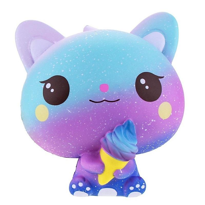 Stress Relief Toy Squishy Cutesqueeze Little Bread Squishy Slow Rising Cream Scented Decompression Toys Kawaii Squish Stress Reliever#a Toys & Hobbies