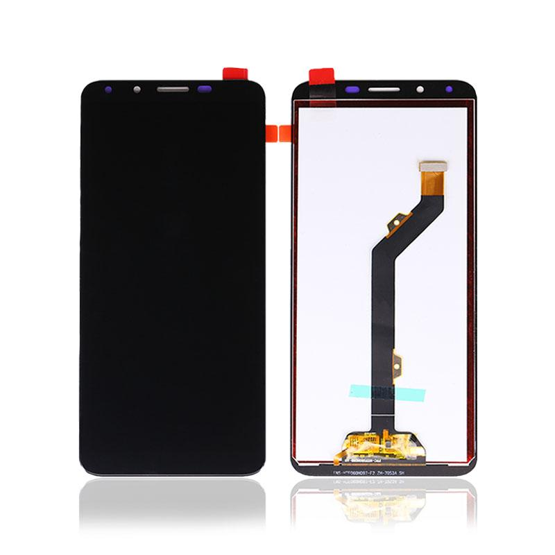 Tested for infinix Hot 6 Pro LCD with Touch Screen for infinix X608 Display  with Digitizer Assembly Repair 6 0 Free Shipping