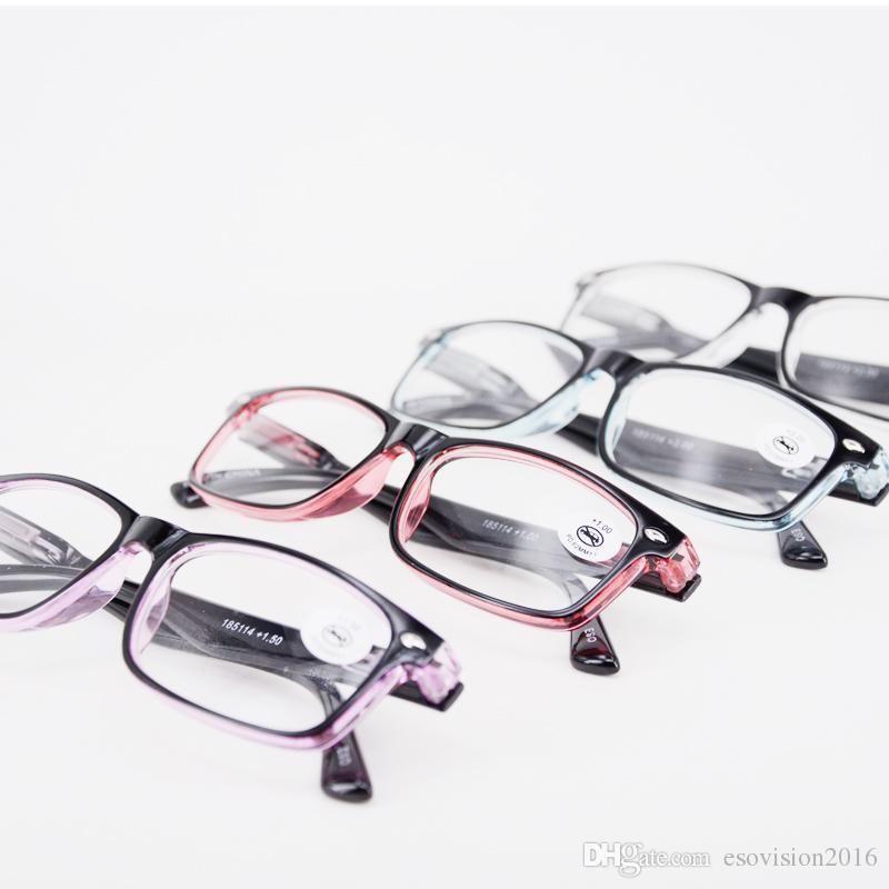 e2482c9ba68 Designer Square Reading Glasses for Women And Men Fashion Small ...