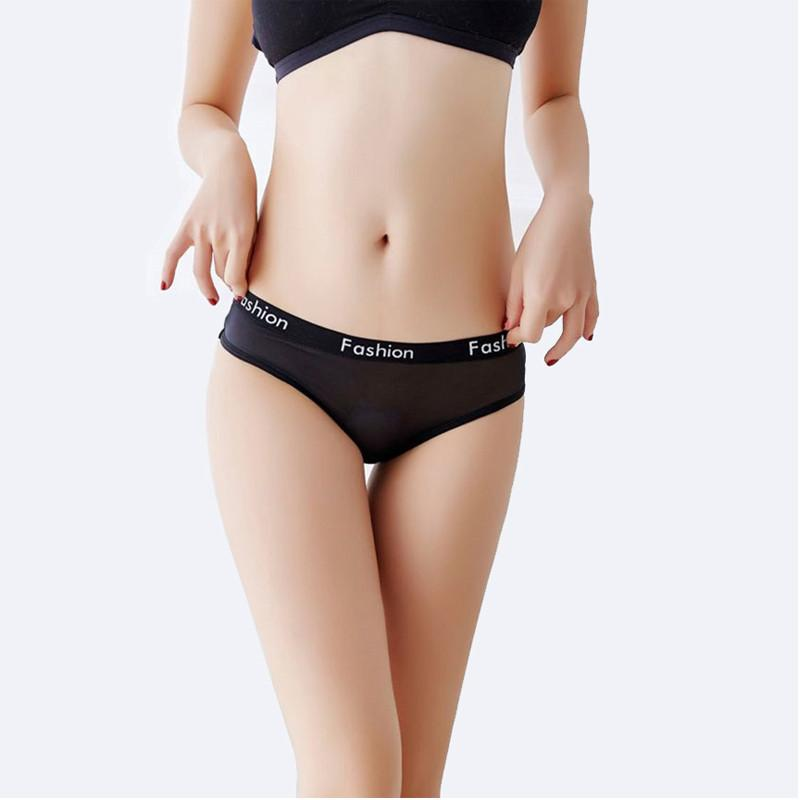 af21dc068e 2019 Sexy Ladies Cotton Mesh Transparent Panties Thongs G String Lace  Fashion Low Waist Women Underwear Seamless Briefs Underpants From  Lbdapparel