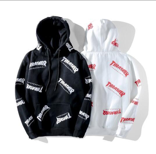 6958a126d839 2018 Bb Men Women Sportswear Print Men Hoodies Pullover Hip Hop Mens ...