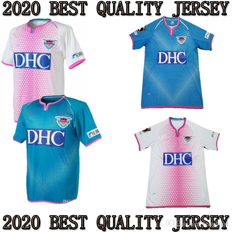 J League Football Shirts: 2019 New 2019 2020 Sagan Tosu Soccer Jerseys 9 Fernando
