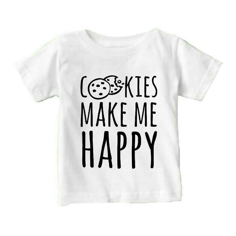 100% Cotton Kids Clothes Boys Girls Tops 2019 Summer Character Children T Shirts Tee Shirts Print Baby Clothing Outwear ss422