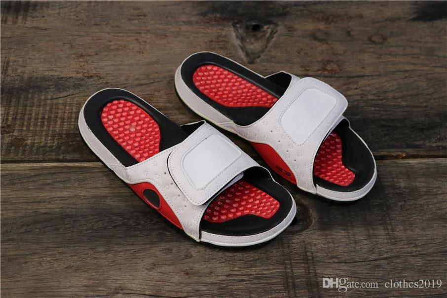 203dfbaaf372 NEW Designer Slipper 13s Men Women Walking Shoes 13 HYDRO XIII ...
