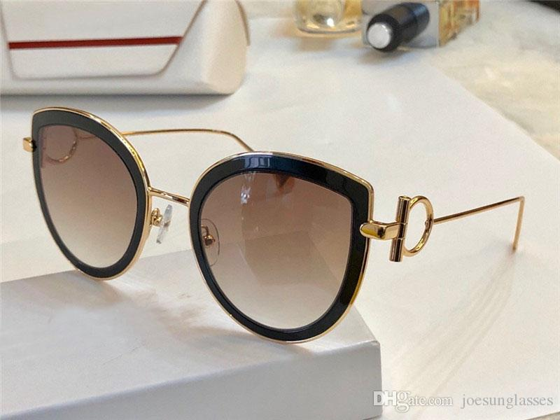 ef577ea3aa New Fashion Designer Sunglasses 182 Women Popular Cat Eye Frame ...