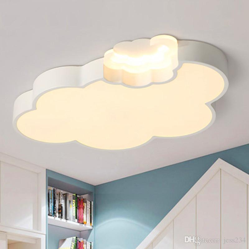 Großhandel JESS LED Cloud Kinderzimmer Beleuchtung Kinder ...