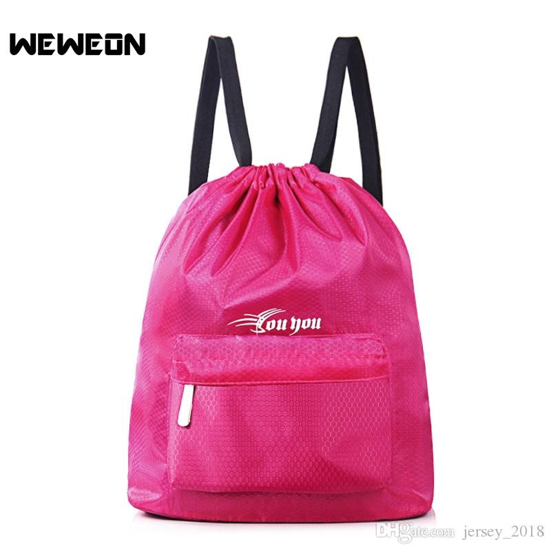 104695662b 2019 Gym Bags New Swimming And Sports Drawstring Bags For Men And Women  Best Seller In Summer Beach Backpack Dry Wet Bag  109645 From Jersey 2018