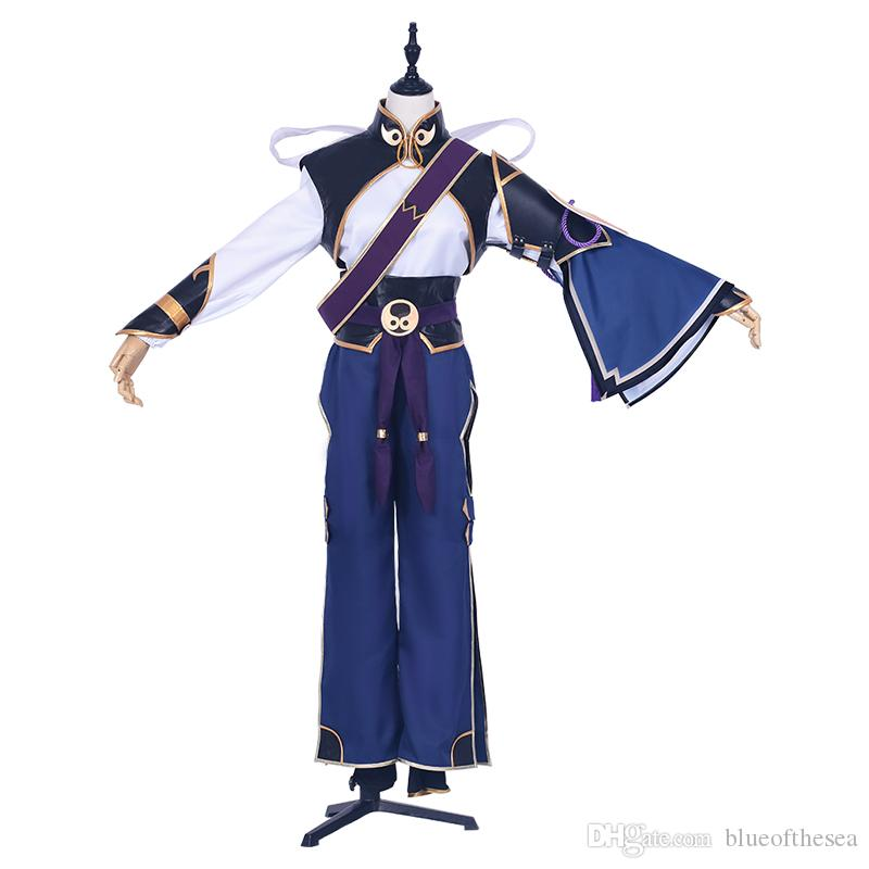 Superior Game FGO Prince Of Lanling Cosplay Costume Fate Grand Order Cosplay Lan  Ling Wang Costume Adult Halloween Costume Buy Cosplay Costumes Cosplay  Online From ...