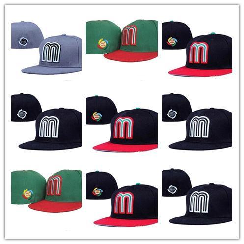 MLB Mexico Baseball Fitted Cap For Men Baseball Cap Outdoor Sports Summer  Cotton Sun Baseball Caps For Men Mesh Hats From Hotsuglasses2 dbb7fe9ad65