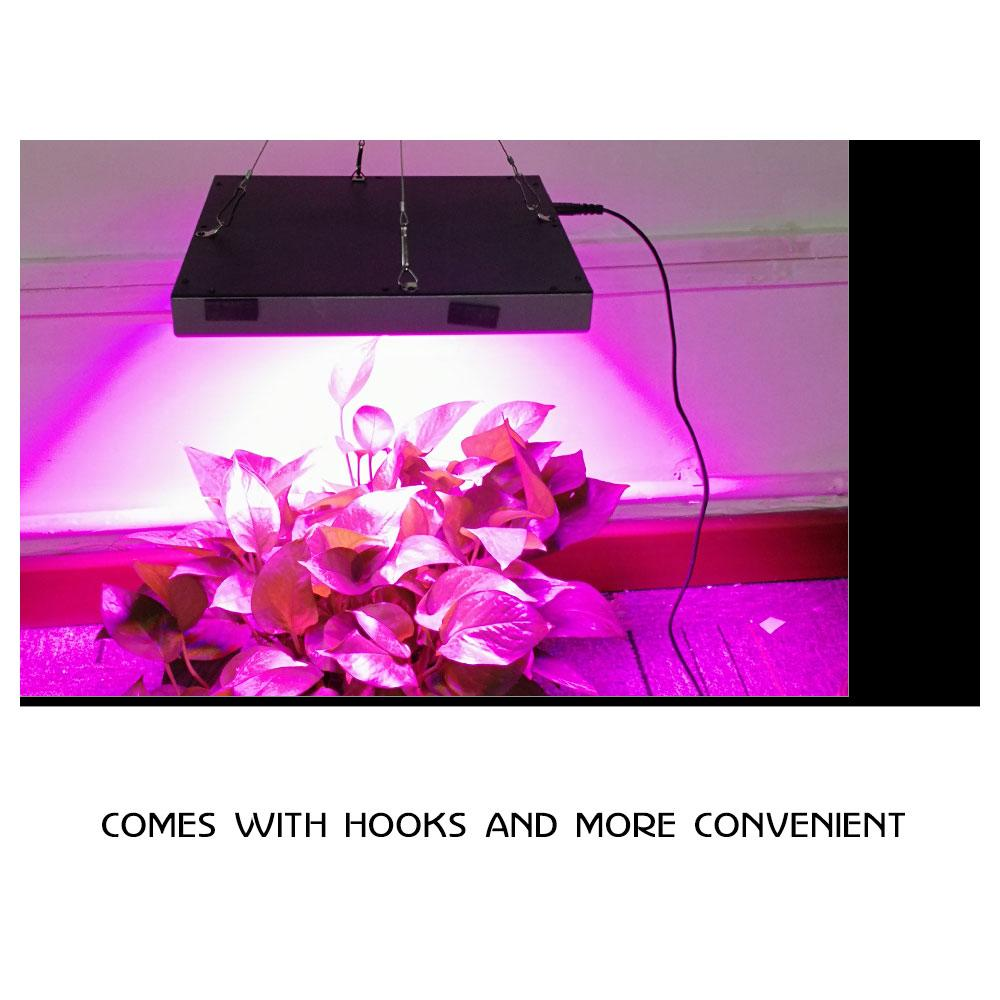 BRELONG LED plant growth lamp 45W UV infrared growth lamp hydroponic plant  growth lamp for indoor plants