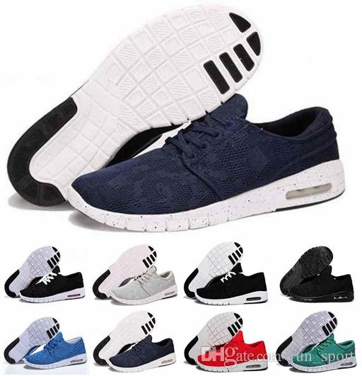 check out 8d65d bd1ae 2018 New Sb Stefan Janoski Shoes Running Shoes For Women Men ,High Quality  Athletic Sport Trainers Sneakers Shoe Size Eur 36-45 Stefan Janoski Janoski  ...