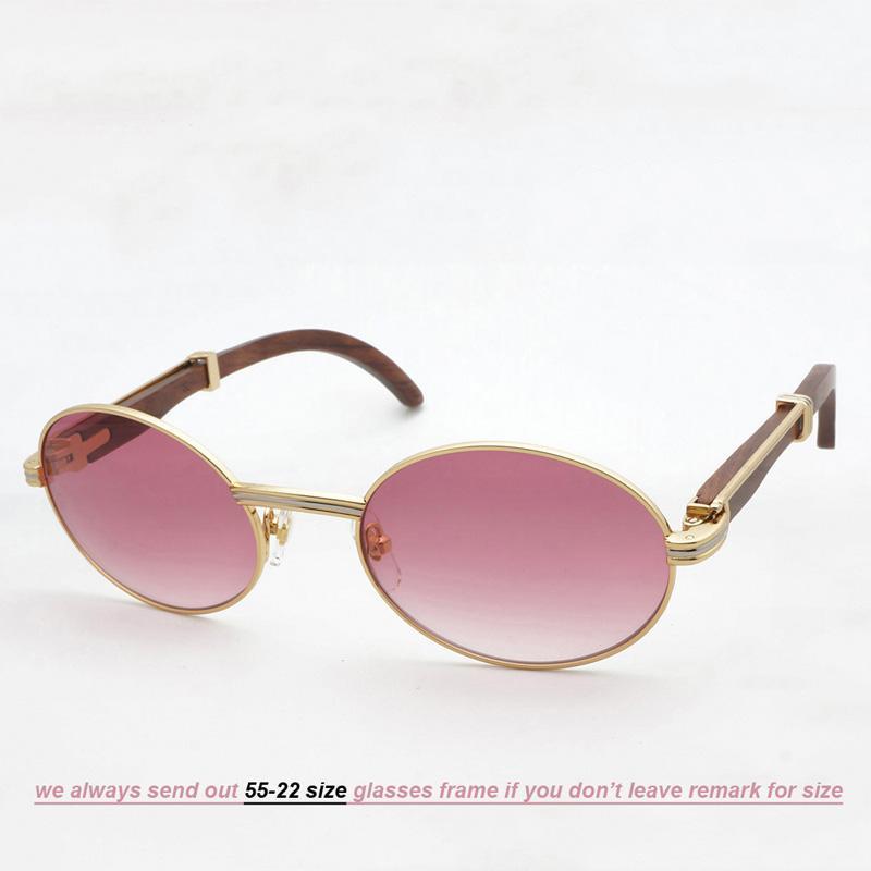 920c9b61a Compre Vintage Natural Preto Chifre De Búfalo Óculos De Sol Dos Homens  Óculos De Leitura De Madeira Moldura Redonda Eyewear Para Oculos Ao Ar  Livre Shades ...