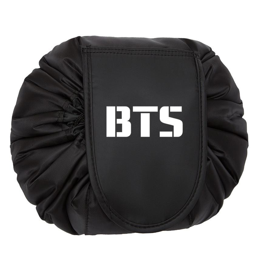 2019 2019 New Oxford KPOP BTS Got 7 Wanne Twice Bangtan Boy Backpack BTS  Shoulder Bag String Bag 48 48cm From Carryleft