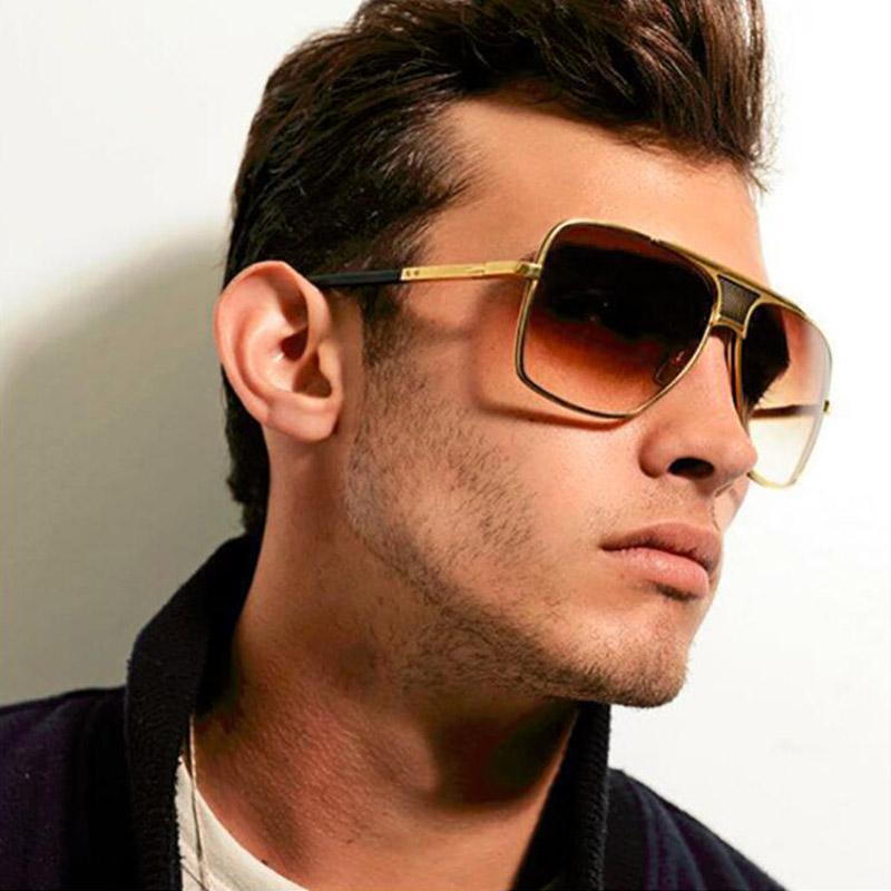 ac109f9bb8d1a Compre Clássico Aviador Preto Óculos De Sol Das Mulheres Designer De Marca  Do Vintage Óculos De Sol Para As Mulheres Shades Oculos Feminino 2018 New  Retro ...