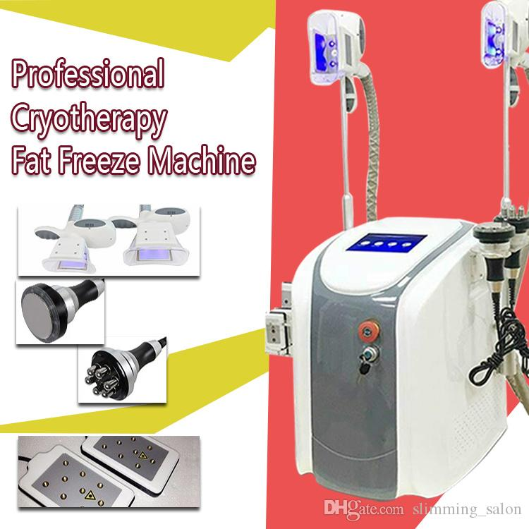 cryo fat freezing weight loss Cellulite Removal fat freezing slimming  machine cavitation rf lipolaser best price