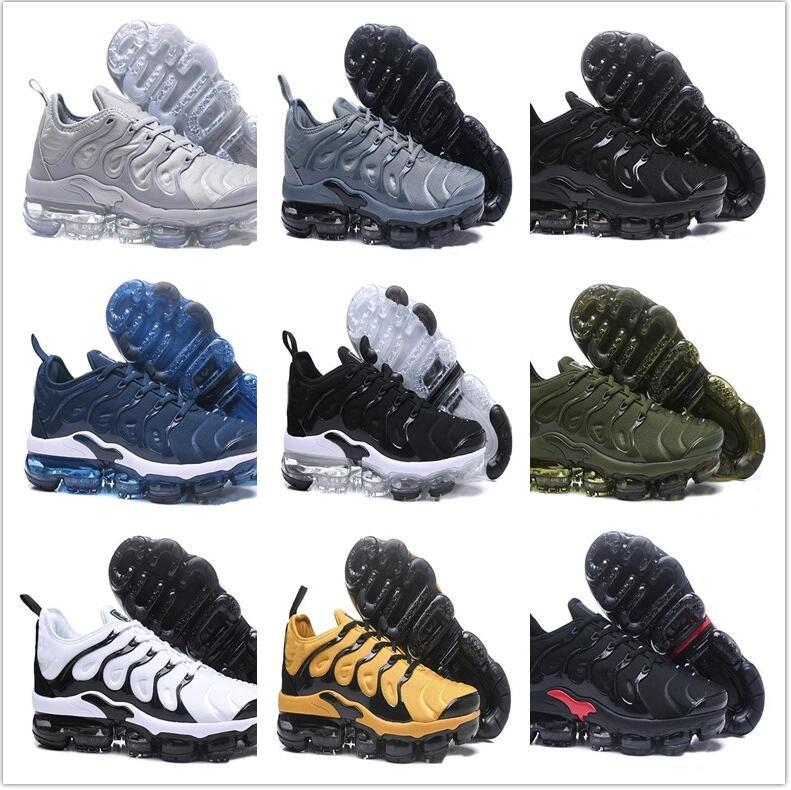 05c868a6c62 TN Plus Olive Metallic White Silver Colorways Shoes Men Shoes Casual Shoe  Pack Triple Black Men Shoes Indoor Soccer Shoes Oxford Shoes From  Dage88808