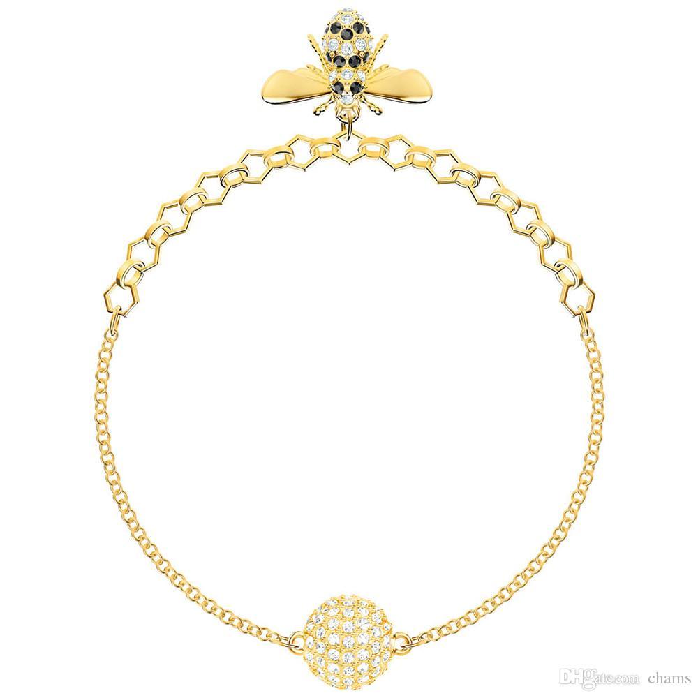 bracelet swarovski saint valentin