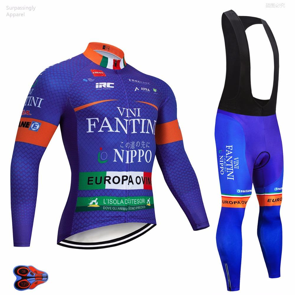 Pro UCI World Teams Blue Cycling Set Cycling Clothing Team Bike Downhill Jersey  Wear MTB Clothes Roupas De Ciclismo 9D Gel Cycling Sets Cheap Cycling Sets  ... f881ae22e