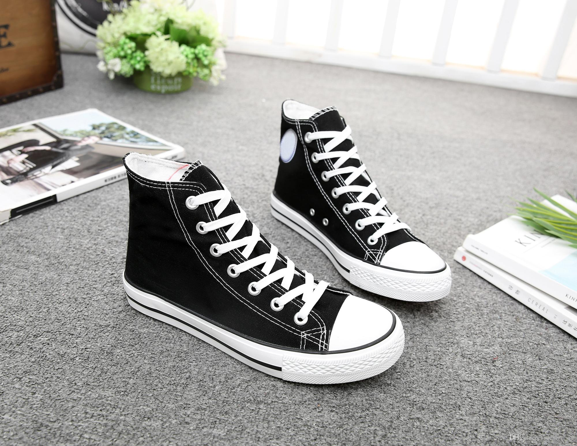 New Classic Designer Shoes Causual Shoes For Men Women Top Quality Star unisex Chucky Cheap With box