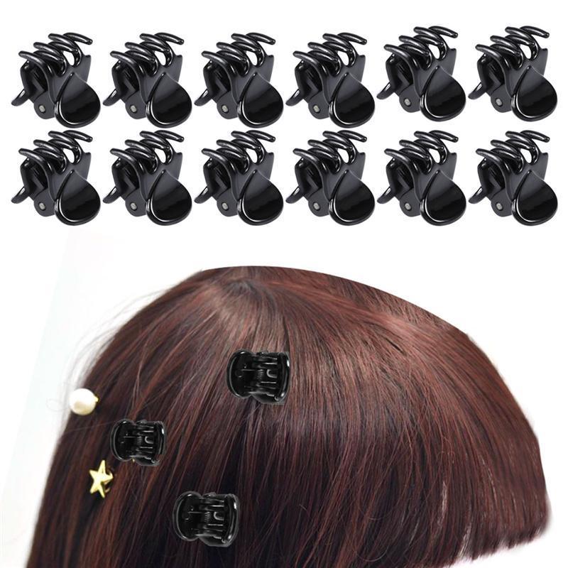 publier des informations sur prix de la rue juste prix 12PCS Clips De Griffe De Cheveux Mini Cheveux Mignons Pince De Pince Clip  Accessoires pour Dames Femmes