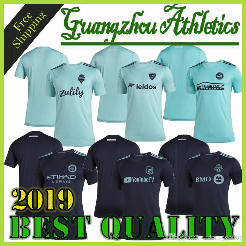 6776521a7 2019 Parley X 2019 2020 MLS ATLANTA UNITED LAFC LA GALAXY SEATTLE ...