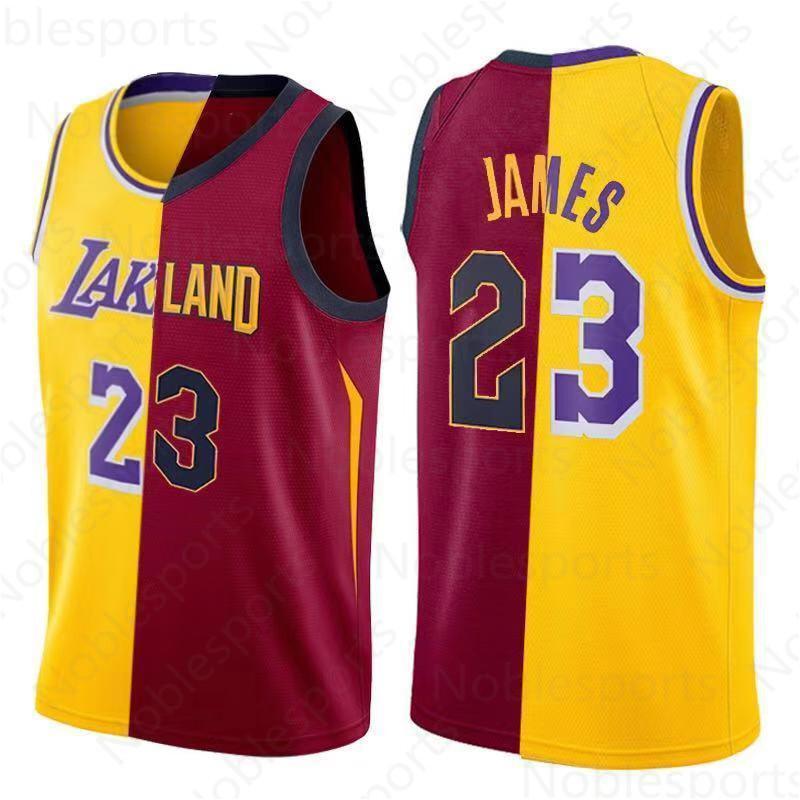 los angeles 04335 07c97 23 LeBron James jerseys Mens Lonzo 2 Ball Kyle 0 Kuzma Brandon 14 Ingram  Kobe 24 Bryant Basketball Jerseys