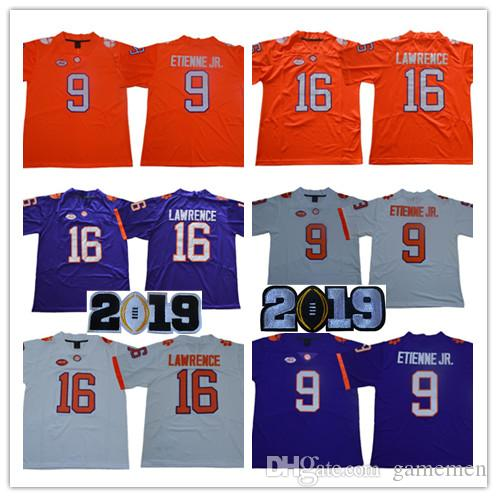 NCAA Clemson Tigers 16 Trevor Lawrence 9 Travis Etienne Jr College ... 40cfdf3a1
