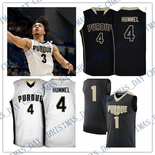 f42e9d3dff0 2019 Custom Purdue Boilermakers Basketball Jersey  3 Carsen Edwards  14  Ryan Cline  32 Matt Haarms NCAA Jersey Stitched Any Name Number XS 5XL From  ...
