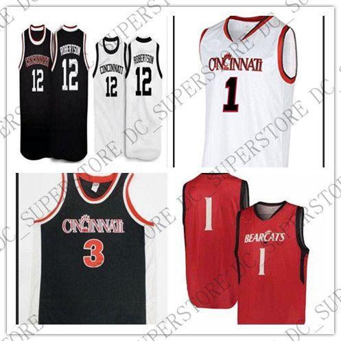 buy popular 87149 62294 Custom Cincinnati Bearcats Basketball Jersey #34 Jarron Cumberland #2 Keith  Williams NCAA Stitched Any Name Number MEN WOMEN YOUTH